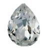 4230 Pear mm 18x13 Crystal